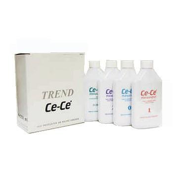 Trend Ce-Ce Perm. Forte 4x250 ml