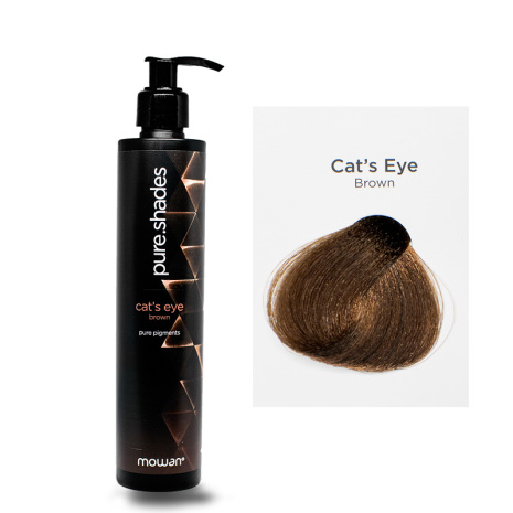 PURE SHADES CAT`S EYE BROWN