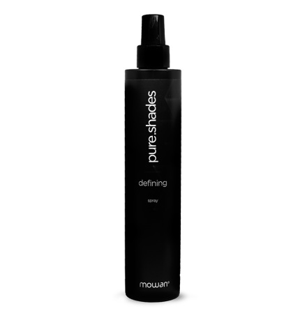 Pure shades defining spray
