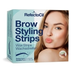 Brow styling strips