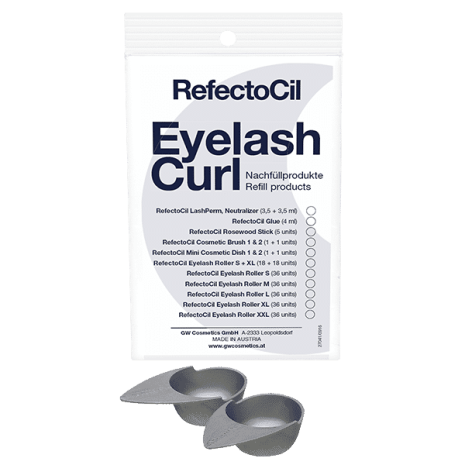 Refectocil eyelash curl bowl