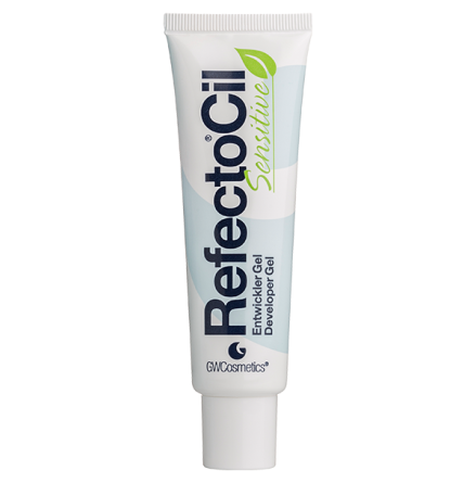Refectocil developer gel