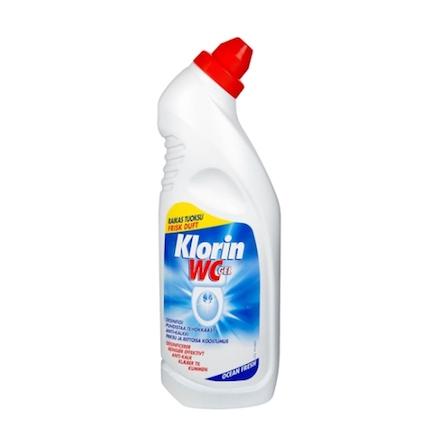 Klorin - WC gel
