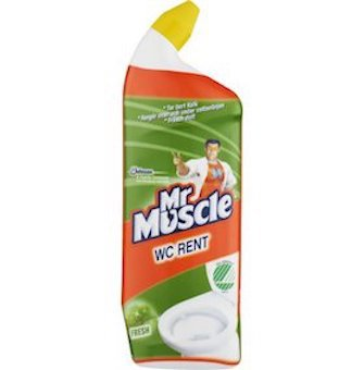 Mr Muscle - Rengöring WC (fresh)