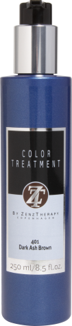 COLOR TREATMENT DARK ASH BROWN 401