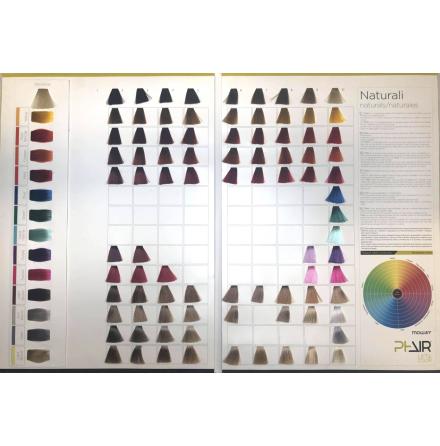 Phair Lift & Color Färgkarta