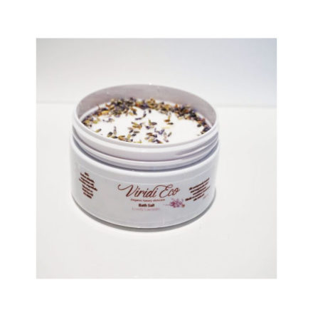 Bath salt lovely lavender