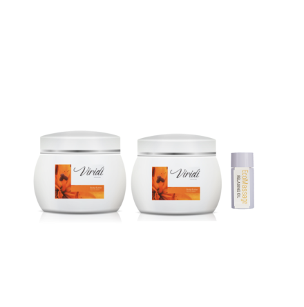 Spa kit embrace your body
